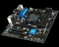 Фото Системная плата MSI A78M-E45 V2 (sFM2+, DDR3)