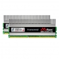 Фото Память Transcend eXeRam DDR3 2400 4GB x2 KIT (TX2400KLN-8GK)