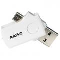 Фото Многофункциональный кардридер MAIWO KS05 с поддержкой T-flash, microSD, microSDHC