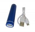 Фото Универсальная мобильная батарея LMS Data PBK-2600 blue (2600 mAh)