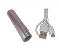 Фото Внешний аккумулятор для мобильных устройств LMS Data PBK-2600 lilac (2600 mAh)