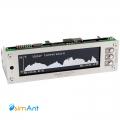 Фото Дисплей aquaero 5 PRO USB fan controller, graphic LCD в отсек 5.25