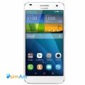 Фото Смартфон Huawei G7 Silver (51091672)