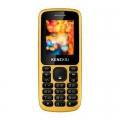 Фото Мобильный телефон Keneksi E1 Dual Sim Yellow (4602009352218)