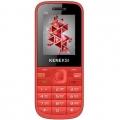 Фото Мобильный телефон Keneksi E2 Red (4602009352249)