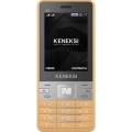Фото Мобильный телефон Keneksi K8 Dual Sim Golden (4680287514368)