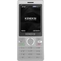Фото Мобильный телефон Keneksi K9 Dual Sim Silver (4680287514412)
