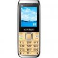 Фото Мобильный телефон Keneksi Q5 Dual Sim Gold (4623720446888)