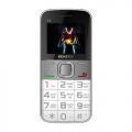 Фото Мобильный телефон Keneksi T1 Dual Sim White (4602009346828)