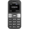 Фото Мобильный телефон Keneksi T2 Dual Sim Black (4680287512814)