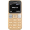 Фото Мобильный телефон Keneksi T2 Dual Sim Golden (4680287512838)
