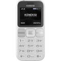 Фото Мобильный телефон Keneksi T2 Dual Sim White (4680287512821)