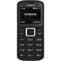 Фото Мобильный телефон Keneksi T3 Dual Sim Black (4602009394263)