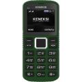 Фото Мобильный телефон Keneksi T3 Dual Sim Green (4602009394270)