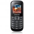 Фото Мобильный телефон Samsung E1202i Duos Black (GT-E1202ZKISEK)