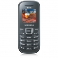 Фото Мобильный телефон Samsung E1202i Duos Dark Gray (GT-E1202DAISEK)