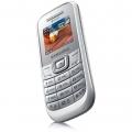 Фото Мобильный телефон Samsung E1202i Duos White (GT-E1202ZWISEK)