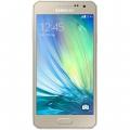 Фото Смартфон Samsung Galaxy A3 A300H/DS Gold (SM-A300HZDDSEK)