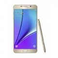 Фото Смартфон Samsung Galaxy Note 5 N920C Gold (SM-N920CZDASEK)