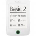 Фото Электронная книга PocketBook 614 Basic 2 White (PB614-D-CIS)