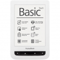 Фото Электронная книга PocketBook 624 Basic Touch White (PB624-D-WW)