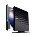 Фото Оптический привод Asus DVD±R/RW Black USB 2.0 External (SDRW-08D2S-U_LITE/BLK) Black