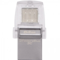 Фото USB Flash Drive Kingston DataTraveler microDuo 3C 64GB (DTDUO3C/64GB)