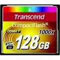 Фото Flash память Transcend CompactFlash 128GB 1000x (TS128GCF1000)