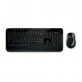 Фото Клавиатура и мышь Microsoft Wireless Desktop 2000 (M7J-00012)
