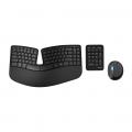 Фото Клавиатура и мышь Microsoft Sculpt Ergonomic Desktop (L5V-00017)