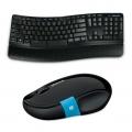 Фото Беспроводной комплект  Microsoft Comfort Desktop (L3V-00017)