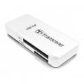 Фото Кардридер Transcend USB 3.0 White (TS-RDF5W)