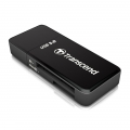 Фото Кардридер Transcend USB 3.0 Black (TS-RDF5K)