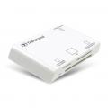 Фото Кард-ридер Transcend USB 3.0 White (TS-RDF8W)