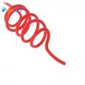 Фото Монтажный высоковольтный провод в силиконовой изоляции (красный)