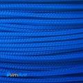 Фото Нейлоновая оплетка для кабеля 3мм (синий)