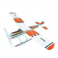 Фото Самолёт (гидроплан) резиномоторный ZT Model Aviator 460мм