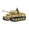 Фото Танк на р/у Great Wall Toys Tiger 1:72 Khaki Brown