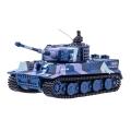 Фото Танк на р/у Great Wall Toys Tiger 1:72 Khaki Blue