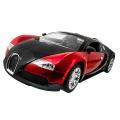 Фото Машинка на радиоуправлении Meizhi Bugatti Veyron 1:14 Red