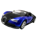 Фото Машинка на радиоуправлении Meizhi Bugatti Veyron 1:14 Blue