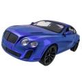 Фото Автомобиль на радиоуправлении Meizhi Bentley Coupe 1:14 Blue