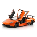 Фото Автомобиль на р/у Meizhi Lamborghini LP670-4 SV 1:18 Orange металлический