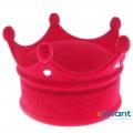 Фото Подарочная упаковка для кольца Принцесса красная