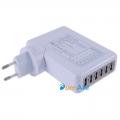 Фото Зарядное устройство на 6 USB