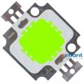 Фото Светодиод LED 10W зеленый