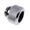 Фото Alphacool Eiszapfen 13mm HardTube compression fitting G1/4 for plexi chrome