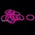 Фото Силиконовый уплотнитель для штуцеров G1/4 (розовый)